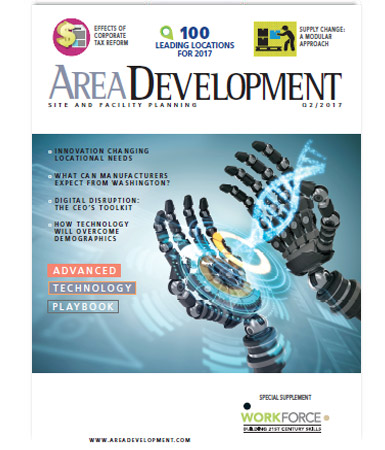 Area Development Mar/Apr 18 Cover