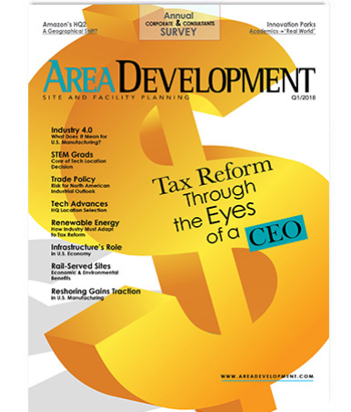 Area Development Q1 2018 Cover