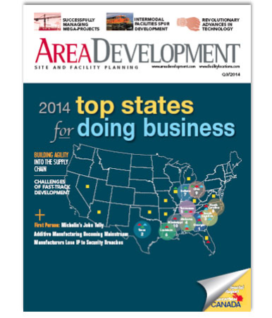 Area Development Q3 2014 Cover