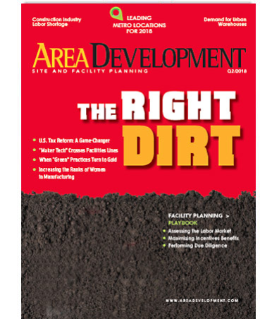 Area Development Q2 2018 Cover