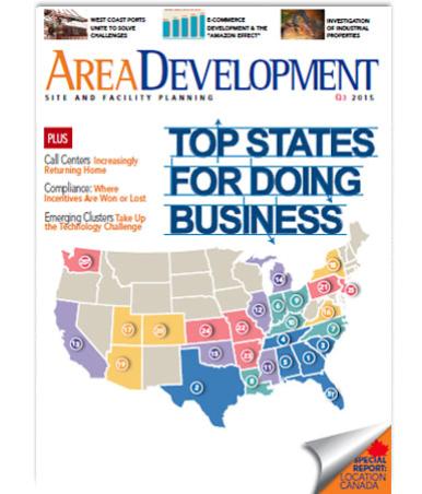 Area Development Q3 2015 Cover