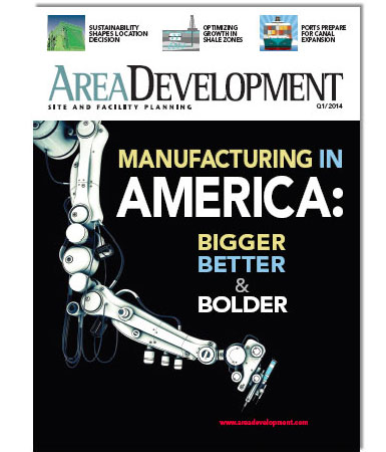 Area Development Q1 2014 Cover
