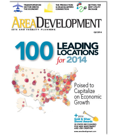 Area Development Q2 2014 Cover