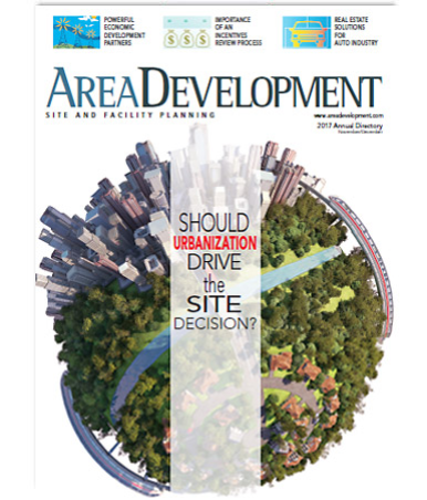 Area Development Directory 2017 Cover