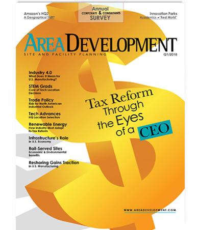 Area Development Jan/Feb 21 Cover