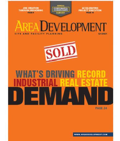 Area Development Q1 2021 Cover