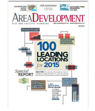 Area Development May/Jun 21 Cover