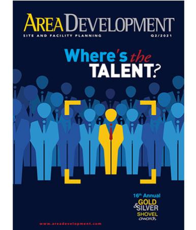 Area Development Q2 2021 Cover