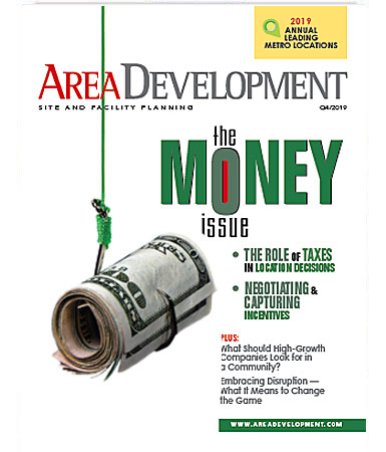 Area Development Oct/Nov 21 Cover