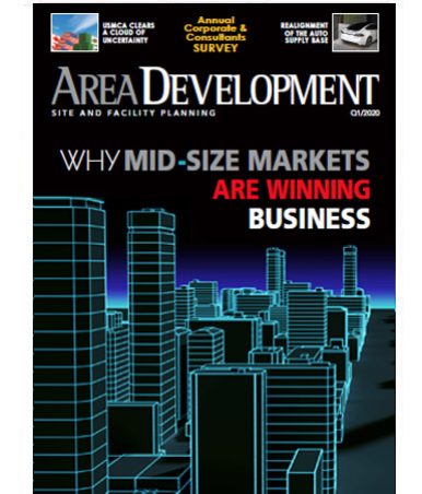 Area Development Jan/Feb 21 Cover