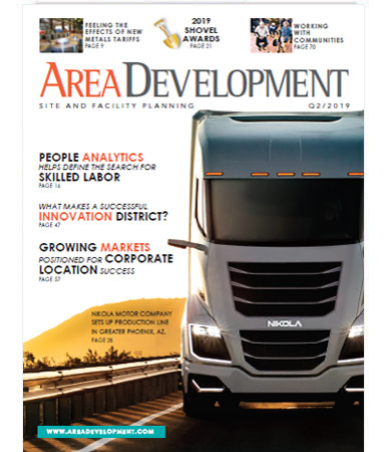 Area Development Q2 2019 Cover