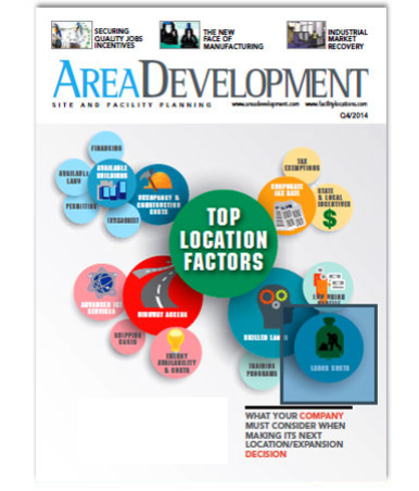 Area Development Nov/Dec 21 Cover
