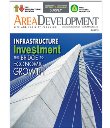 Area Development Mar/Apr 21 Cover